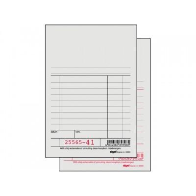 KASSABLOK SIGEL EXPRES SI-40920 150X100MM 2X50V