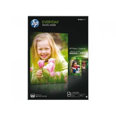 INKJETPAPIER HP Q2510A A4 200GR SEMI GLANS