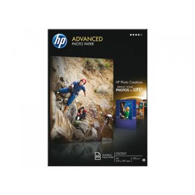 INKJETPAPIER HP Q8698A A4 250GR GLANS