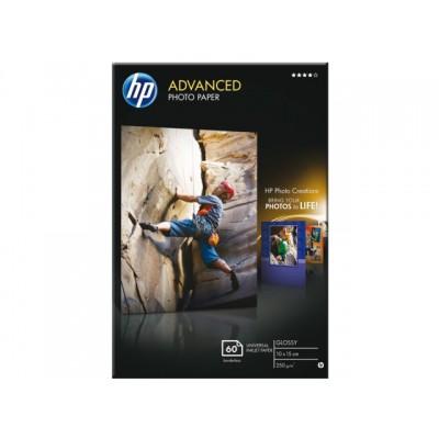 INKJETPAPIER HP Q8008A 10CMX15CM 250GR GLANS