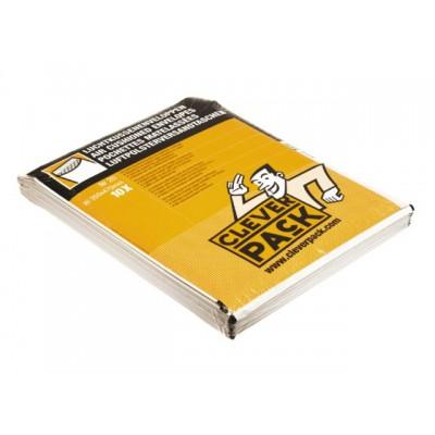 ENVELOP CLEVERPACK LUCHTKUSSEN 20 372X480 WIT