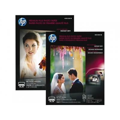 INKJETPAPIER HP CR672A A4 300GR PR PLUS GLANS