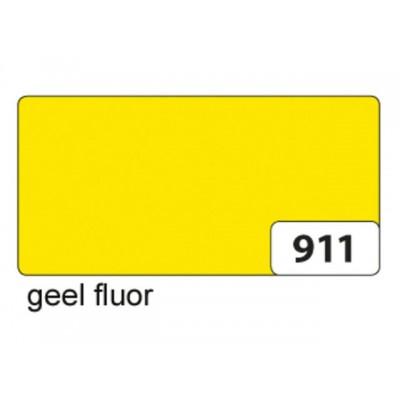 ETALAGEKARTON FOLIA 48X68CM 380GR NR911 FL GEEL