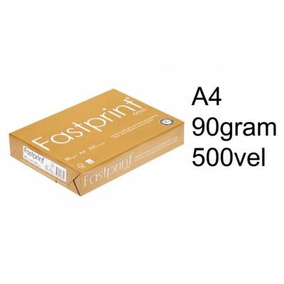 KOPIEERPAPIER FASTPRINT GOLD A4 90GR WIT