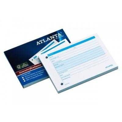 KWITANTIEBLOK A5436-010 A6 50X2V