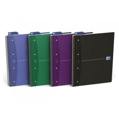 COLLEGEBLOK OXFORD OFFICE DSP 4R A4 RUIT 5MM
