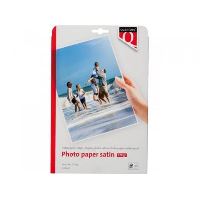 FOTOPAPIER QUANTORE A4 170GR MAT SATIJN