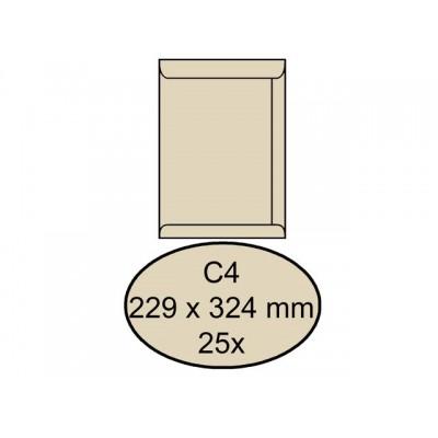 ENVELOP CLEVERMAIL AKTE C4 229X324 120GR 25ST CREME