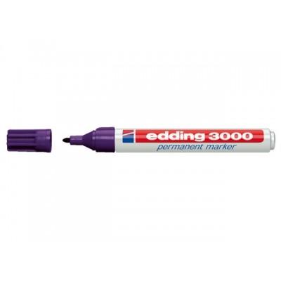 VILTSTIFT EDDING 3000 ROND 1.5-3MM VIOLET