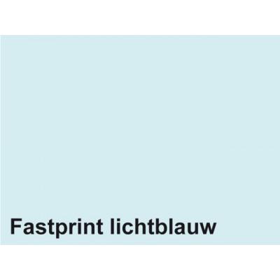 KOPIEERPAPIER FASTPRINT-50 A4 160GR LICHTBLAUW