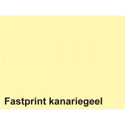 KOPIEERPAPIER FASTPRINT A4 80GR KANARIEGEEL