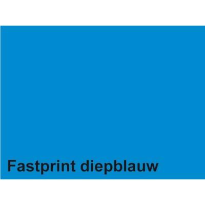 KOPIEERPAPIER FASTPRINT-100 A4 80GR DIEPBLAUW