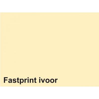 KOPIEERPAPIER FASTPRINT A4 160GR IVOOR
