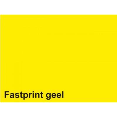 KOPIEERPAPIER FASTPRINT-50 A4 160GR GEEL