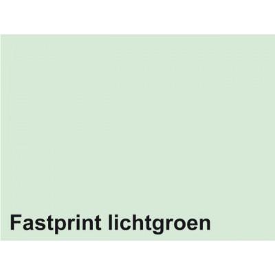KOPIEERPAPIER FASTPRINT-50 A4 160GR LICHTGROEN
