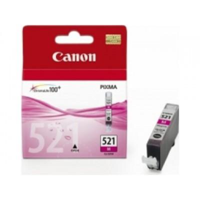 INKCARTRIDGE CANON CLI-521 ROOD