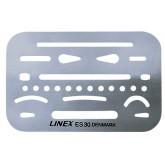 SJABLOON LINEX ES30