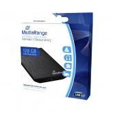 HARDDISK MEDIARANGE 3.0 SSD EXTERN 120GB