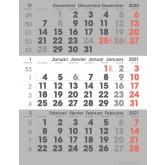 3-MAANDSKALENDER 2021 MANAGER COMPACT