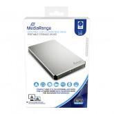 HARDDISK MEDIARANGE 3.0 HDD 2TB ZILVER