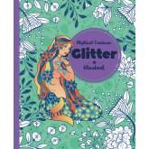 KLEURBOEK INTERSTAT GLITTER THEMA MYTHIAL CREATURES