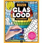 KLEURBOEK INTERSTAT GLAS IN LOOD THEMA REIZEN