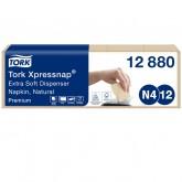 SERVET TORK XPRESSNAP EXTRA ZACHT 21.3×16.5 NATUREL 1000ST