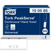 HANDDOEK TORK PC 100585 UNIVERSAL 1LG 22.5X20,1CM