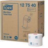 TOILETPAPIER TORK T6 127540 UNIVERSAL 1LG 135M