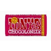 TONY'S CHOCOLONELY MELK KARAMEL BISCUIT 180GR