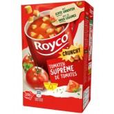 ROYCO SUPREME TOMATEN + KORSTJES (20 ZAKKEN)