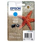 INKCARTRIDGE EPSON 603 T03U2 BLAUW