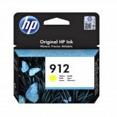 INKCARTRIDGE HP 912 3YL79AE GEEL