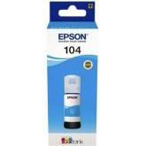 NAVULINKT EPSON 104 T00P240 BLAUW
