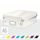 SORTEERBOX LEITZ C&S A5 WIT