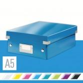 SORTEERBOX LEITZ C&S A5 BLAUW