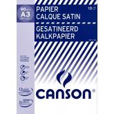 KALKPAPIER CANSON A3 90GR