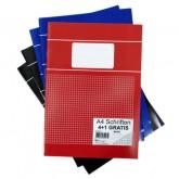SCHRIFT BASIC A4 RUIT 5MM 80BLZ