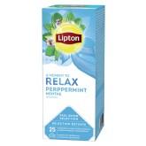 THEE LIPTON RELAX PEPERMUNT