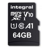 GEHEUGENKAART INTEGRAL MICRO V10 64GB