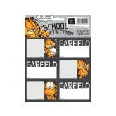 SCHOOLETIKET GARFIELD BOYS