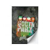SCHRIFT SOUTH PARK A4 RUIT