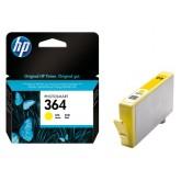 INKCARTRIDGE HP 364 CB320EE GEEL