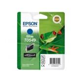 INKCARTRIDGE EPSON T054940 BLAUW