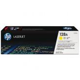 TONERCARTRIDGE HP 128A CE322A 1.3K GEEL