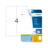 ETIKET HERMA 5063 105X148MM PREMIUM A4 100ST