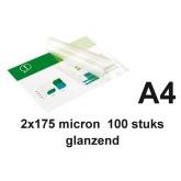 LAMINEERHOES GBC A4 2X175MICRON