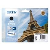 INKCARTRIDGE EPSON T702140 HC ZWART