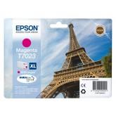 INKCARTRIDGE EPSON T702340 HC ROOD