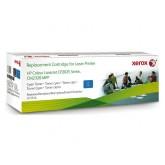 TONERCARTRIDGE XEROX HP CC531A 3K BLAUW